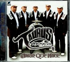 Taurus Musical Amor que Nace    BRAND  NEW SEALED  CD