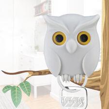 Practical Owl Key Holder Wall Mounted Magnetic Key Holder Home Decor Creative UK