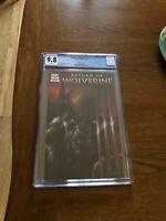 Return Of Wolverine 1 L Parrillo Variant Cover