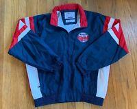 Minnesota Twins Vintage 90's Starter Full ZIP Jacket Size L EUC Rare MLB