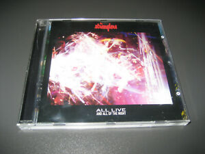 The Stranglers – All Live And All Of The Night CD