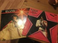 Elvis Presley LP Lot: You'll Never Walk Alone/ Sings Hits From His Movies Vol.1