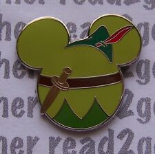 Disney Pin Mickey Mouse Icon Mystery Pouch Peter Pan
