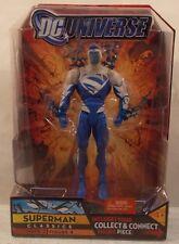 DC Universe DCU Classics Series 2 Gorilla Grodd BAF Superman Blue Mattel (MOC)