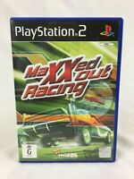 Maxxed Out Racing - With Manual - PS2 - Playstation 2 - PAL