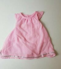 Amy Coe Infant Baby Girls Dress Size 3-6 months Pink