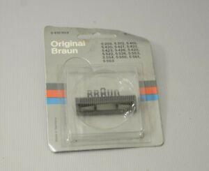 alte Original Braun Ersatzklinge