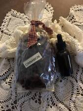 Rose Hips and Cinnamon Highly Scented Potpourri 2 cups w/ 1 oz. oil primtive