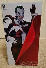 "DC Universe Joker &Harley Quinn Statue #2798 12.5""  Cover Girls Mad Love Batman"