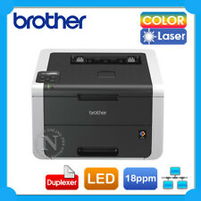 Brother HL-3150CDN Colour Laser Network Printer+Auto Duplexer TN251/TN255 *RFB*