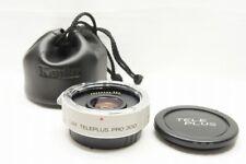 """MINT"" KENKO C-AF 1.4X TELEPLUS PRO 300 for Canon EOS EF Mount #211013m"