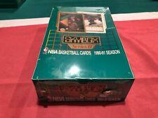 1990-91 SKYBOX NBA BASKETBALL TRADING CARDS BOX: 36 Packs Rare in Hand JORDAN!!