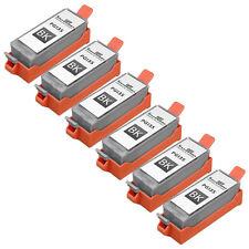 6pk For Canon PGI35 Black Inkjet Cartridge W/ Chip for use in Pixma IP100