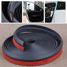4M Z Type Door Edge Rubber Seal Strip Hollow Car Weatherstrip Trim Protector New