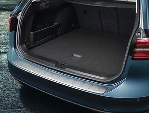 Genuine VW Passat Wagon & Alltrack B8-3G Loading Sill Protection Plate (2017-On)