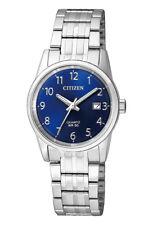 CITIZEN Damenuhr EU6000-57L Elegante Edelstahl Armbanduhr neu