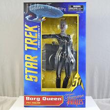 Femme Fatales Star Trek BORG QUEEN Figure
