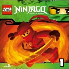 LEGO NINJAGO 2. STAFFEL (CD 1)  CD NEW