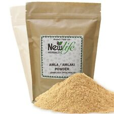 Pure Amla Powder Indian Gooseberry Powder Natural Long & Smooth Hair Scalp Awla