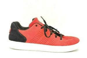 adidas Men Fashion Sneakers D Rose Low Top Size US 7 Red Black Suede C75922