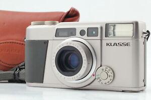 [Near MINT] Fujifilm Fuji Klasse Silver 35mm Point & Shoot Film Camera JAPAN