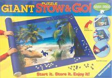 Giant Puzzle Stow & Go Puzzlematte + Rolle für 1000- 3000 Teile, Ravensburger