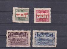 1921 Sc 163/6 set ,postal service..        j1431