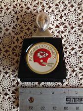 Vintage Kansas City Chiefs Nfl Decanter Sure Winner Bracing Lotion Avon