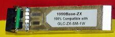 Cisco Compatible GLC-ZX-SM GLC-ZX-SM-1W 1000Base ZX SFP Transceiver