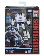 Transformers Movie Studio Series Deluxe Class Jazz 1986 Movie 86-01 New