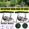 Replacement Canopy for Swing Chair Seat Garden Hammock 2 & 3 Seater Spare