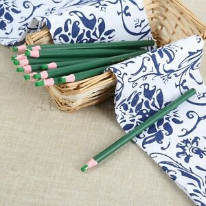 1/6Pcs Tailors Pen Marking Wax Pencil Cutting Free Dressmaker Sewing 6 Colour