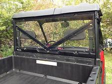 Ranger XP900 and Full Size Ranger 570 Cab Back/Dust Stopper (Hard Coated) ProFit