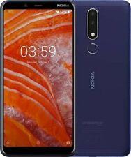 """NOKIA 3.1 PLUS 6"""" 16GB+2GB RAM DUALSIM ITALIA Smartphone Android LTE ITALIA BLUE"""