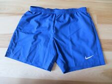 NEW Nike Women's Soccer Futbol Shorts Royal Blue White Running DriFit Team