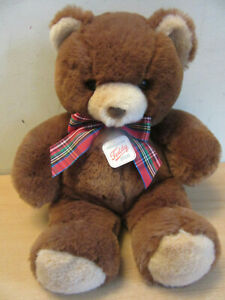 "Hermann teddy bear 2000, Germany 17"" ""Artikel NR"" 91244 6"