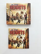 Lin-Manuel Miranda Signed Autographed In the Heights CD