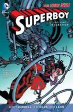 Superboy Vol. 1: Incubation (The New 52), Lobdell, Scott, Good Book