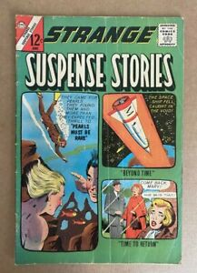 Strange Suspense Stories #65 Dick Giordano Art Silver Age I Combine Shipping!
