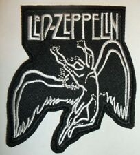 "Led Zeppelin Embroidered Applique Patch~3 3/4"" x 3 1/4""~Iron~Sew~Ships FREE"
