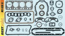 Dodge 241 HEMI Red Ram Full Engine Gasket Set/Kit BEST Head+Intake+Exhaust 53-54