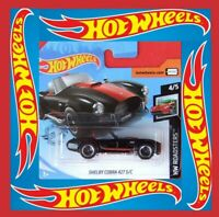 Hot Wheels 2020   SHELBY COBRA 427 S/C   191/250  NEU&OVP