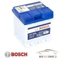 Bosch original Starterbatterie Autobatterie 12V 44Ah EN 420 A Citroën Fiat Skoda