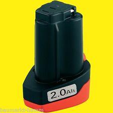 METABO Original Ersatz Akku 10,8 Volt  2,0 Ah  für Powermaxx BS 10,8 V 625438000