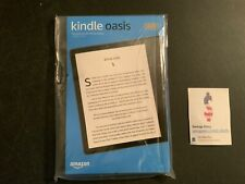 Kindle Oasis 10th Gen 2019 Waterproof eReader Adjustable Warm Light 8 GB Amazon