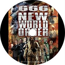 666: The New World Order (2017) Documentary Dvd