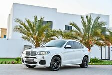 BMW X4 35i M-Kit 3.0L V6 - Fully Agency Serviced!