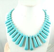 Beautiful Turkey  turquoise  Handmade Gemstone Jewellery Necklace  TN1