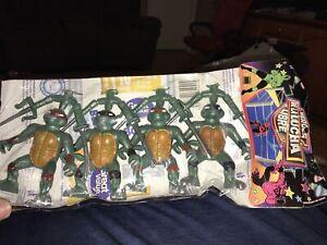 Heroes Lucha Libre Teenage Mutant Ninja Turtles KO Bootleg Tmnt Leo New All 4