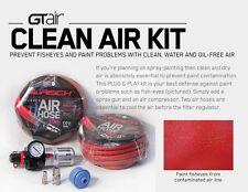 Kit de aire limpio para resultados profesionales Pintura Aerosol burisch